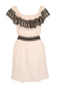 Nicky Hilton New York Fashion Week Dress
