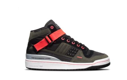 9daf98774a ... Diesel Limited Edition adidas Sneakers - The Fashion V1 ...